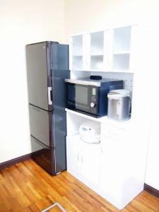 冷蔵庫 レンジ ポット 炊飯器 ほか